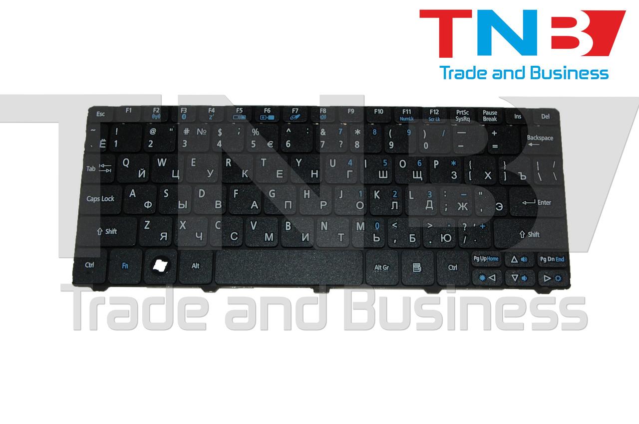 Клавиатура Aspire Packard Bel Dot S E3 черная