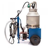 Доильный аппарат АИД-01-Р для коров масляный. Нерж