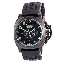 Механические часы Panerai Luminor Marina, цвет корпуса черный