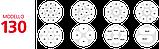 Печь реверсивнo-лифтовая Marana Forni 130, фото 4