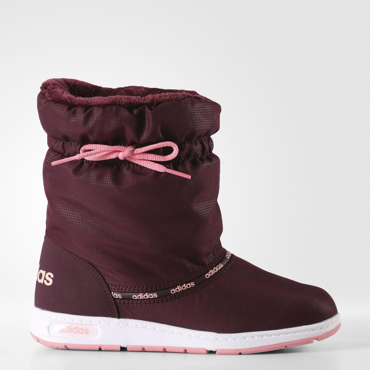 b9c95340 Женские сапоги Adidas Neo Warm Comfort (Артикул: AW4289) - Интернет-магазин  «