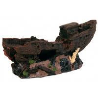 Декор Trixie 8976 Затонувший корабль 24,5 см.