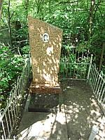 Уход за могилами на Берковцах
