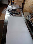 Плита газовая STAR 5-ти камфорочная панель (новая) Италия, фото 3
