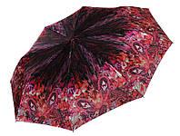 Женский зонт Три Слона САТИН ( автомат ), арт.882-1
