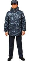 Куртка для охраны утепленная