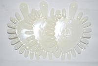 Планшет-сердце (20 ногтей)
