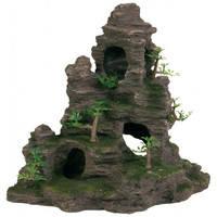Декор Trixie 8859 Скала с пещерами 31*17*26 см.