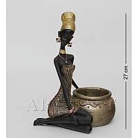 Подставка под бутылку Африканская леди SM-167