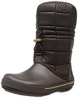Сапожки Crocs Crocband11. 5 Ladies Winter Boots р. 36