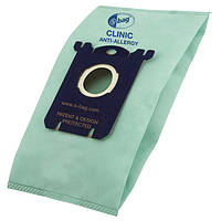 Набор мешков микроволокно E206B Electrolux для S-BAG HEPA Clinic Anti-Allergy 9001660357