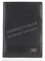 Стильная элитная кожаная обложка высокого качества NINA CAMANI art. NC86-2045A черный