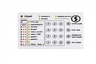 Линд-9М светодиодная клавиатура на 8 зон (Лунь-11 mod.2)