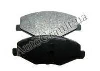 Колодки тормозные передние PREMIUM, CHERY AMULET, A11-6GN3501080