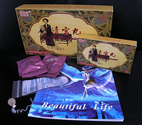 Тампоны Beautiful Life, Clean Point (сетевые 3 + 3) для женщин (Китай) 6шт