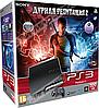 Игровая приставка Sony PlayStation 3 Slim (320 Gb) + игра «Дурная репутация 2» (PS3)