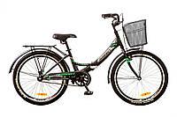 Велосипед складной Formula Smart 24 с корзиной 2018