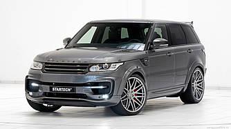 Тюнинг обвес Range Rover Sport стиль Startech