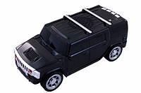 Аудио колонка машинка Hummer H6, FM радио, USB, слот для карт памяти, 2 стерео динамика, аккумулятор
