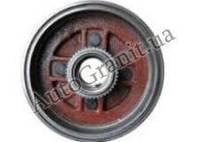 Барабан тормозной задний с ABS под конус, GEELY CK, 1014005045