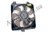 Вентилятор кондиционера CK1, GEELY CK, 1602192180