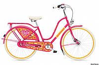 Велосипед женский Electra Amsterdam Fashion 3i Joyride, розовый