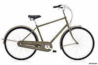 Велосипед Electra Amsterdam Original 3i, оливковый