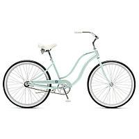"""Велосипед 26"""" Schwinn Cruiser S1 Women 2017 blue"""
