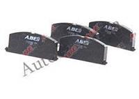 Колодки тормозные передние(без ABS) PREMIUM сборка Китай, GEELY CK, 3501190106