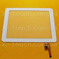 Тачскрин, сенсор  TOPSUN_D0019_A2-FPC701DR Белый для планшета, фото 1