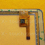 Тачскрин, сенсор  TOPSUN_D0019_A2-FPC701DR Белый для планшета, фото 3