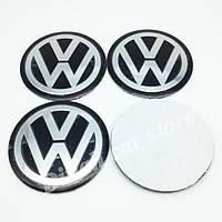 Эмблема логотип VW в центр колеса , фото 1