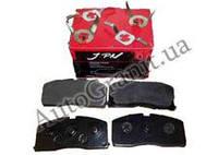 Колодки тормозные передние(с ABS) PREMIUM, GEELY CK, 3501190005