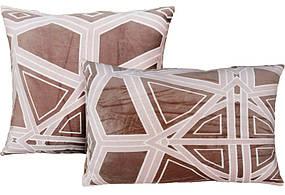 Декоративная подушка Африка (45х45см.)