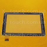 Тачскрин, сенсор  FPC-TP070076(736)-00 черный  для планшета, фото 2