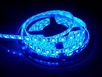 Светодиодная лента 5050 LED, размер 5000х10х3 мм, 12 В, мощность 14,4 Вт/м, разные цвета