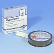Индикаторная бумага для качественного анализа Цианиды Cyantesmo
