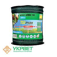 Тесьма GREEN-POWER T20GR TLD 200м (20мм)