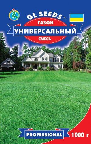 """Газонная трава """"Универсальный газон"""" 1000г Коробка"""