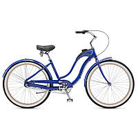 "Велосипед 26"" Schwinn Debutante Women 2017 purple SKD-30-28"