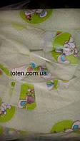 Детский постельный комплект 7 предметов Зайка