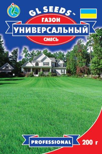 """Газонная трава """"Универсальный газон"""" 200г Коробка"""