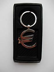 """Брелок для ключей """"Евро"""""""