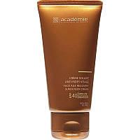 Academie Bronzecran Солнцезащитный регенерирующий крем для лица 40 50мл