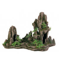 Декор Trixie 8855 Скала с пещерами 45*22*28 см.