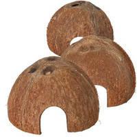Норка Кокосовый орех натуральный Trixie 3 шт.