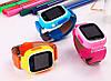 Детские умные часы Q90 Оригинал. Черные, фото 5