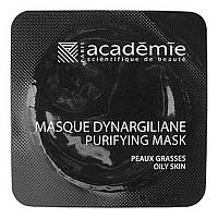 Academie Visage Очищающая глиняная маска для кожи с избытком липидов 80мл