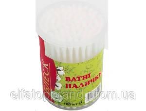 Ватные палочки Блеск, 100 шт - интернет - магазин OpMarket.com.ua в Сумах
