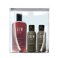 AMERICAN CREW Travel Grooming Kit Дорожный набор для бритья